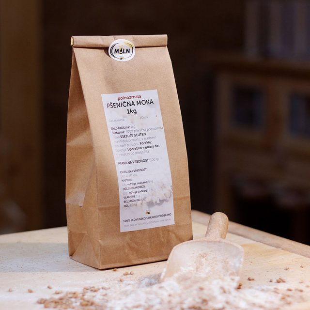 Whole wheat flour 1kg
